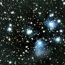 Pleiades M45,                                jose ps