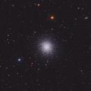 M13 - Hercules Globular Cluster,                                pfile