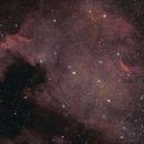 NGC7000,                                litobrit