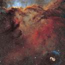 NGC6188 HOO,                                Ben