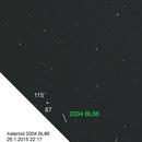 Asteroid 2004 BL86,                                Siegfried