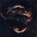 Veil Nebula,                                Matthias Steiner