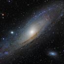 M31 LHaRGB,                                PVO