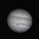 Jupiter - Great Red Spot,                                Daniele Citi