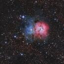 M 20 (Trifid Nebula),                                Giorgio Ferrari