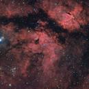 NGC6910 HARGB,                                Marios Tsalkidis