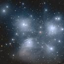 M45 compilation,                                OrionRider