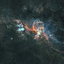 Statue of Liberty Nebula,                                Jess Carlisle