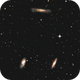 The Leo Triplet,                                HaydenAstro(NZ)