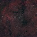 IC 1396 + Elephant Trunk,                                alessandrobellucci