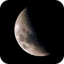 Waxing Crescent Moon 18/01/2021,                                João Pedro Gesser