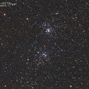 Perseus Double Cluster,                                John O'Neal, NC S...