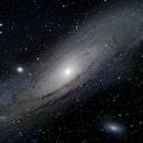 M31 Andromeda Galaxie,                                Steffen Ledwig