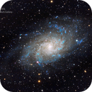 Messier 33,                                MRPryor