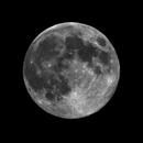 Super Lune d'Equinoxe 20 Mars 2019  -  Full Moon,                                Harold Freckhaus