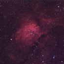 NGC6823,                                wrnchhead