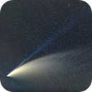Comet 2020/F3 NEOWISE take #3,                                tbcgeorge