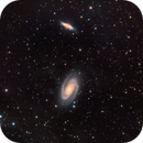 M81 - Looking for IFN,                                Deep Sky West (Lloyd)
