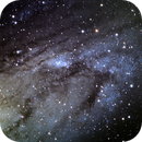 NGC206 - A Star Cloud in Andromeda,                                Frank Kane