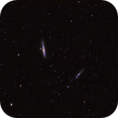 NGC 4631-The Whale Galaxy and Crowbar Galaxy,                                gibran85