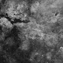 gamma cigni-crescent wide field,                                Giuseppe Petralia