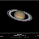 Saturn,soon after opposition,                                Conrado Serodio