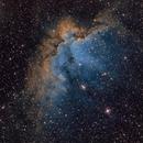 Wizard Nebula in SHO,                                llolson1