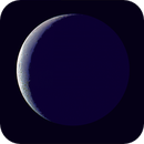 Waning Crescent Moon,                                Ed Albin