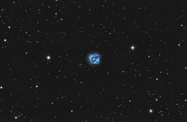 NGC 1514,                                Peter Goodhew