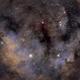 NGC 7822,                                Brice