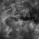 NGC 6914 en Ha 3nm,                                Jean-François Douroux