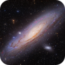 M31 - The Andromeda Galaxy,                                Juan Lozano