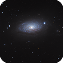 M63 mit SN2017dfc,                                Andreas Zirke