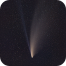 Comet C/2020 F3 NEOWISE, July 17, 2020: Preliminary edit (Astrotracer),                                AlenK