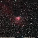 Sharpless 297 Nebula,                                Uri Abraham