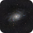M33 Galaxy,                                Andreas Eleftheriou