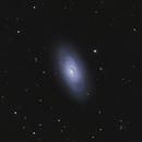 M64 The Black Eye Galaxy,                                Aaron