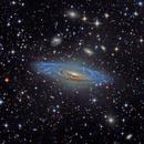 NGC 7331,                                KuriousGeorge