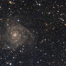 IC 342 - The Hidden Galaxy,                                GALASSIA 60