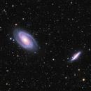 M81 & M82,                                Sugar
