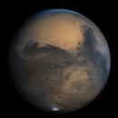 Mars 2020.11.02 UT 22.12 LR(G)B,                                Alessandro Bianconi