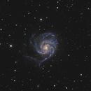 M101 LRGB,                                LAMAGAT Frederic