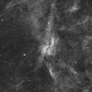 Propellor nebula Ha,                                APshooter