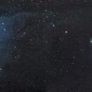 First Mosaic - Blue HorseHead IC4592,                                Martin Palenik