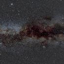 Milky Way mosaic,                                Olivier Ravayrol