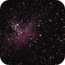 Eagle Nebula (m16),                                Gregg