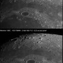 Moon 2020-03-05. Plato and surroundings with two telescopes,                                Pedro Garcia