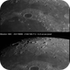 Moon 2020-03-05. Plato and surroundings with two telescopes,                                Pedro Garcia