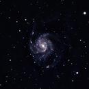 M 101 Pinwheel Galxy,                                Claudio Nunez