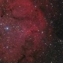 IC 1396A - Elephant Trunk Nebula wide field,                                Markus Blauensteiner